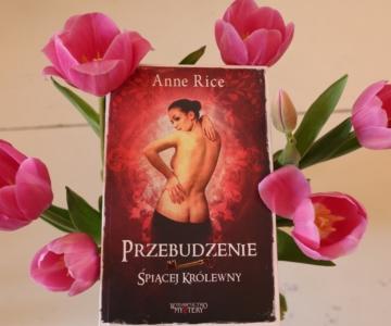 """Książka o seksie BDSM Anne Rice pt. """"Przebudzenie śpiącej królewny"""""""